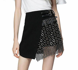 Touch of Metal Skirt