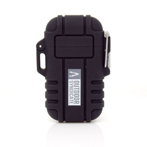 Outdoor Syndicate Waterproof Electric Arc Lighter