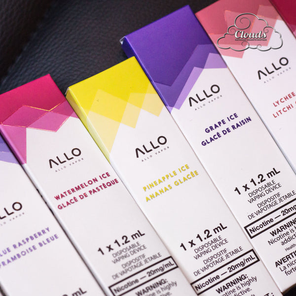 Allo Disposable Vapes