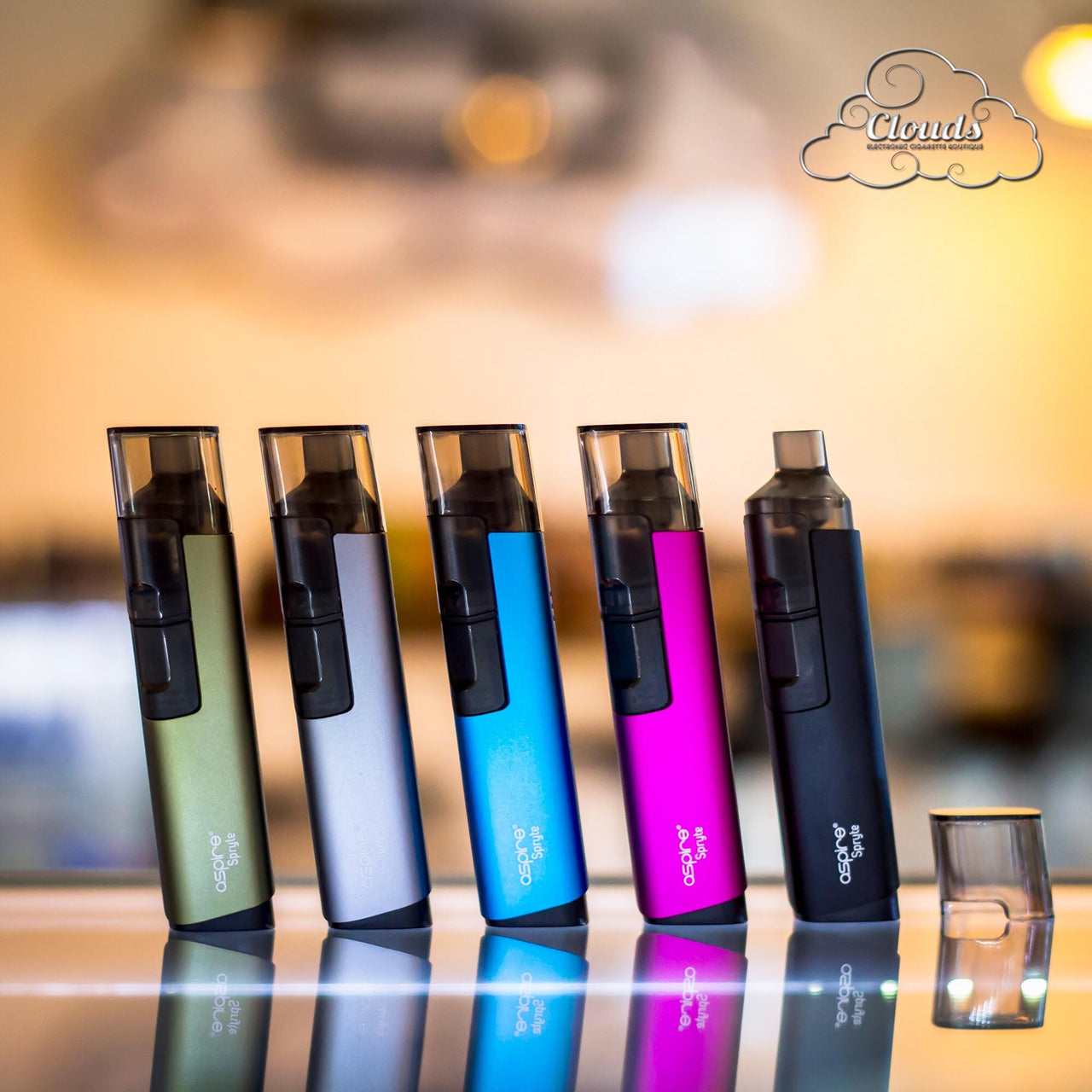 Aspire Spryte All In One