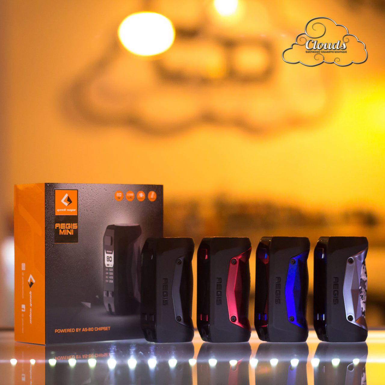 Geek Vape Aegis Mini 80W Mod only
