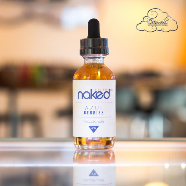 Naked 100 Azul Berries