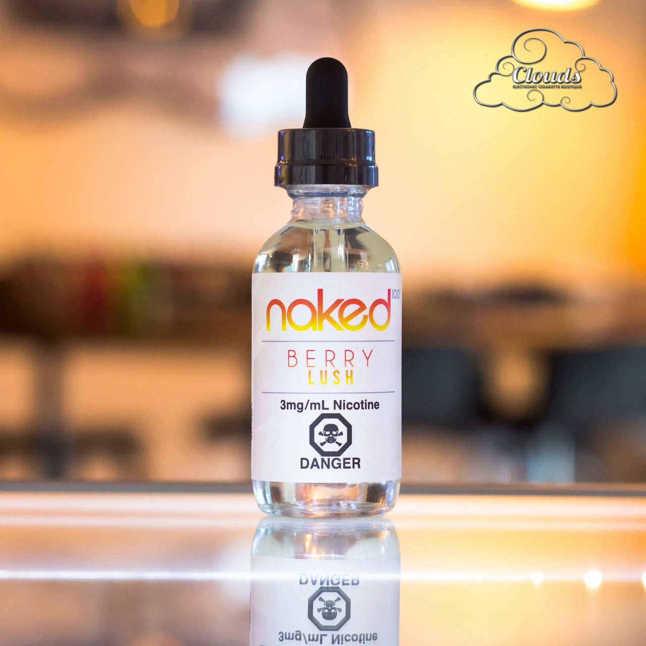 Naked 100 Pineapple Berry - (Berry Lush)