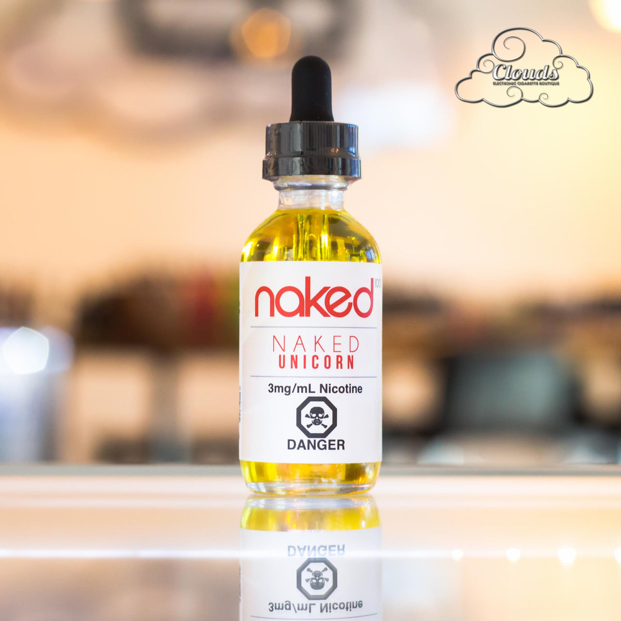 Naked 100 Strawberry - (Naked Unicorn)