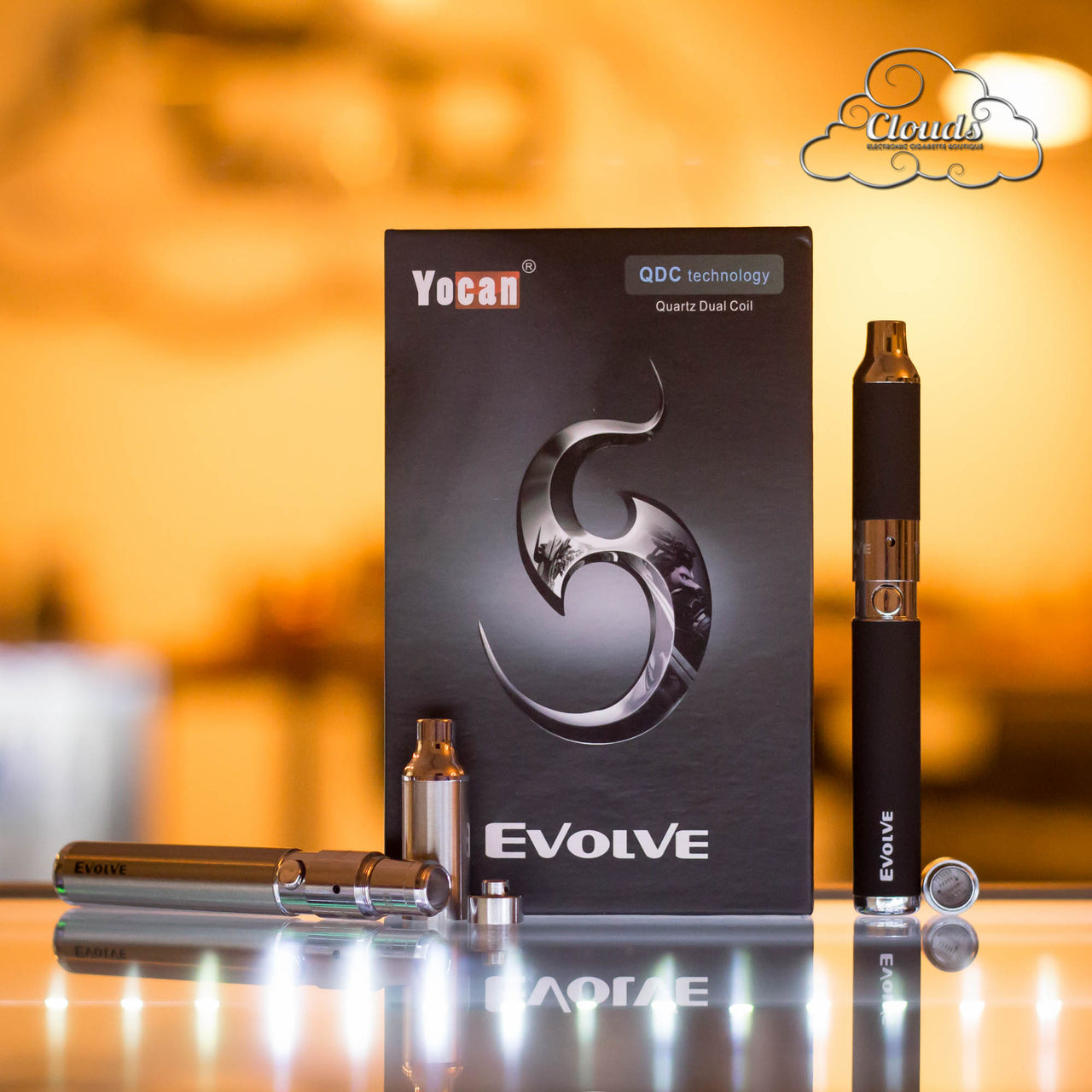 Yocan Evolve Oil Pen