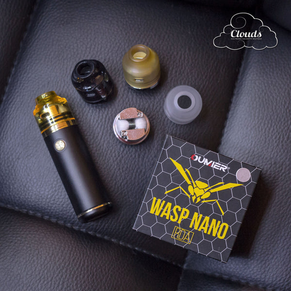 Wasp Nano Rda by Oumier