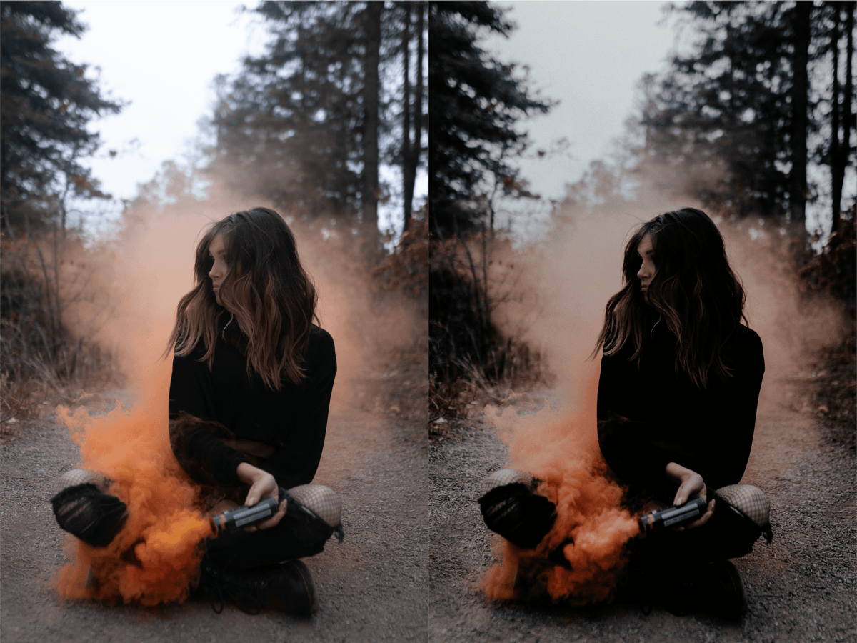 Shutter Bombs Lightroom Preset 5 Pack