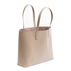 The Apple Leather Tote