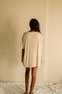The Relaxed Bamboo Dress