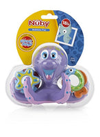 Octopus Floating Bath Toy (multi-coloured) 6144 Normal By Nuby