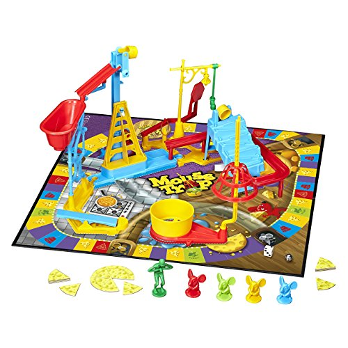 C0431 Classic Mousetrap Game C0431 5010993347681 By Hasbro