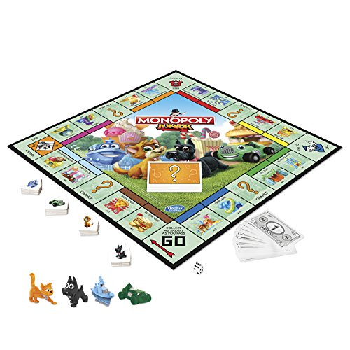 Junior Game A69843480 5010993354931 By Monopoly