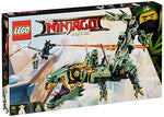 Lego Ninjago Moviegreen Ninja Mech Dragon Toy 70612 By Lego Uk