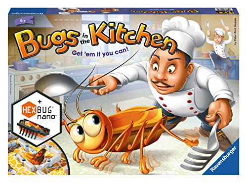 Bugs In The Kitchen 22261 Multi 0751195343594 By Ravensburger