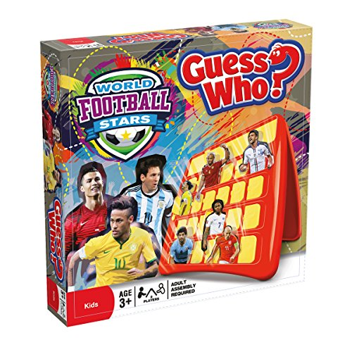 28424 028424 World Football Stars 5036905028424 By Guess Who