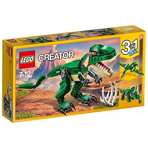 31058 Mighty Dinosaurs Building Toy 31058 Mixed 31058 By Lego