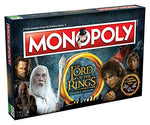 Monopoly Board Game 001618 Lord Of The Rings By Winning Moves