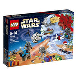 Lego Star Wars The Last Jediadvent Calendar Toy 75184 By Lego Uk