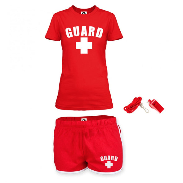 Women's Halloween Lifeguard Costumes IIII - JustLifeguard