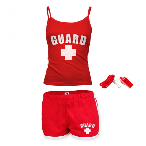 Women's Halloween Lifeguard Costumes III - JustLifeguard