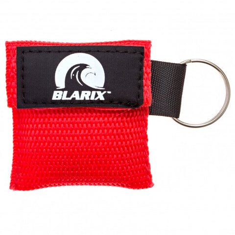Lifeguard CPR Keychain Mask - JustLifeguard