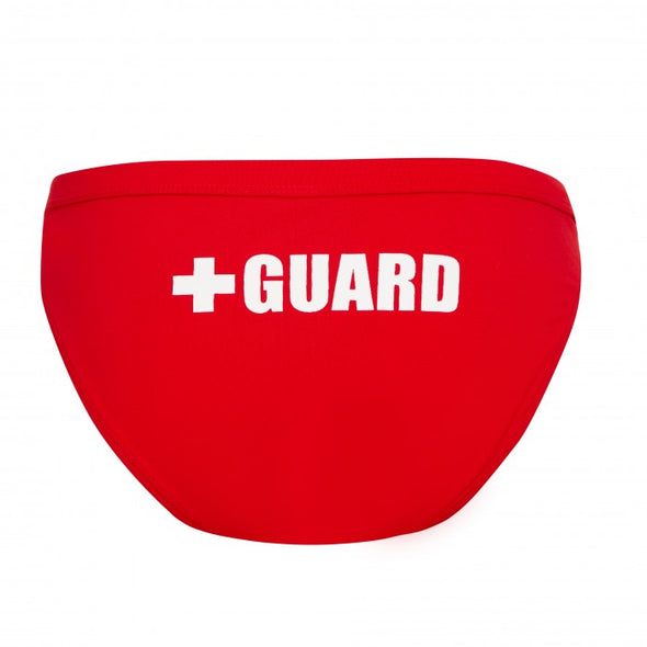 Women's Lifeguard Swimsuit Hipster Bottom, shop red lifeguard swimsuits today, great lifeguard swimwear to mix and match.