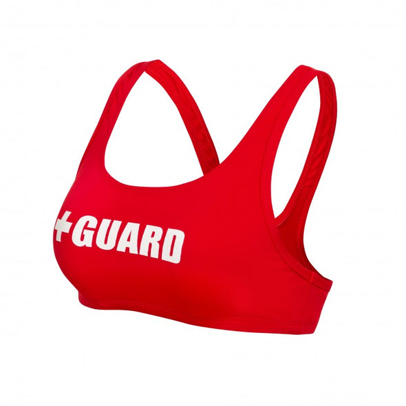 Women's Lifeguard Swimsuit Wide Strap Top , great Lifeguard Swimsuits for women, 2PC, mix and match.