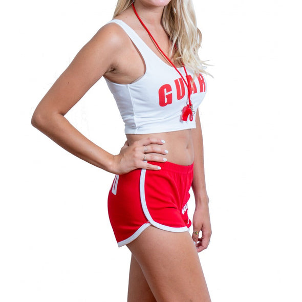 Women's Halloween Lifeguard Costumes II - JustLifeguard