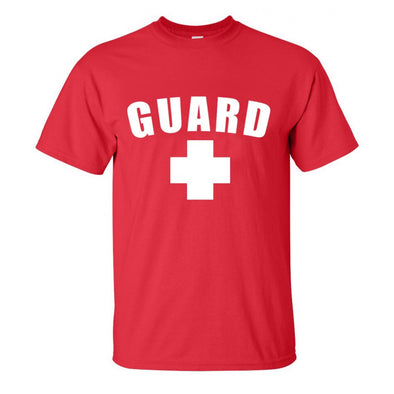 Men's Lifeguard T-Shirt - JustLifeguard