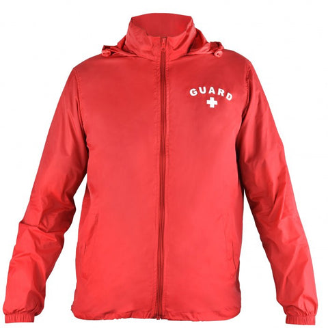 Lifeguard Wind Jackets - JustLifeguard