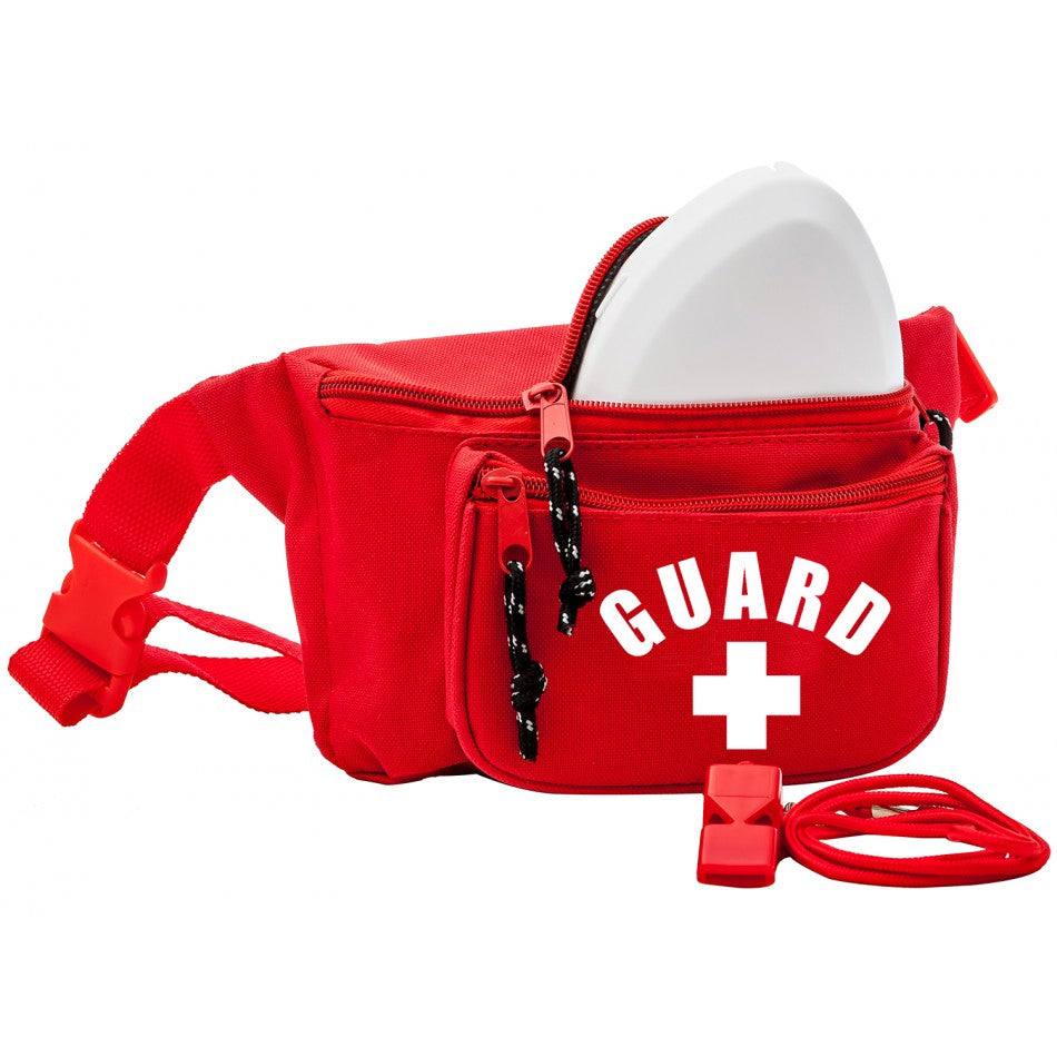 Lifeguard First Responder Fanny Pack - JustLifeguard