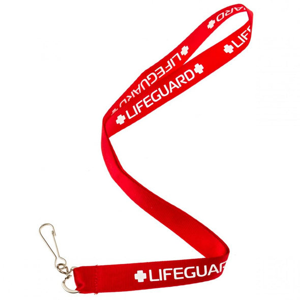 Lifeguard Lanyard with Prints - JustLifeguard