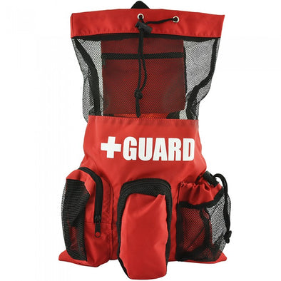 Lifeguard Mesh Bag - JustLifeguard