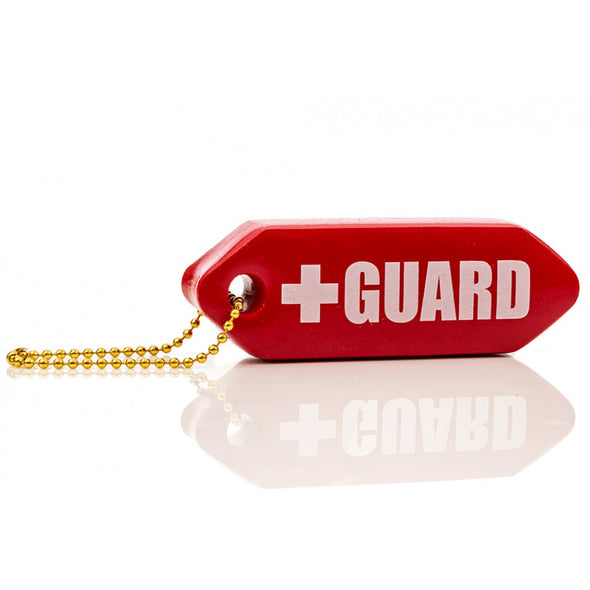Rescue Tube Keychain - JustLifeguard