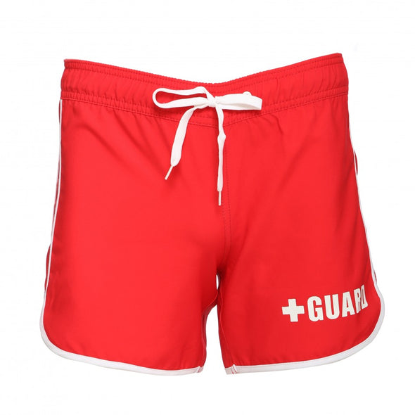 Women's Lifeguard Shorts - JustLifeguard