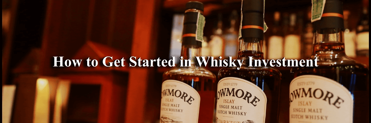 How to Get Started in Whisky Investment