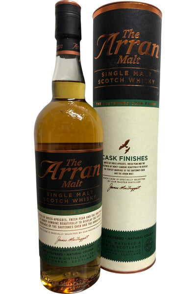 Arran Sauternes Cask Finish | 50% 700ml