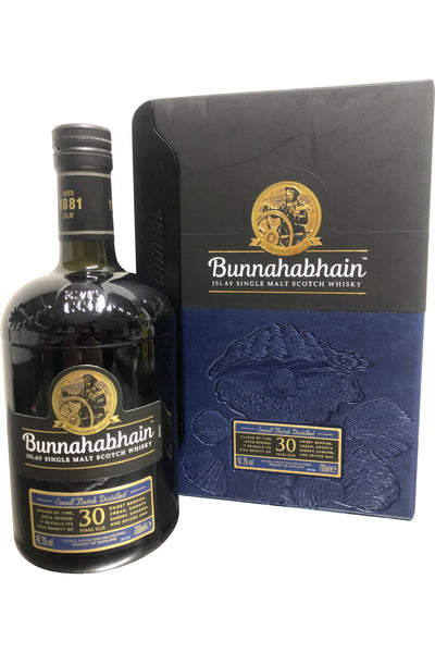 Bunnahabhain 30 Year Old small Batch | 46.3% 700ml