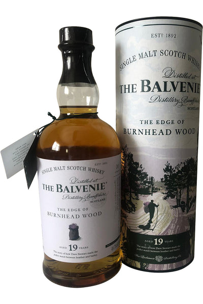 Balvenie 19 Year Old Burnhead | 700ml 48.7%