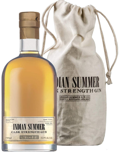 Indian Summer (Bowmore) Cask Strength Gin | 51.8% 700ml