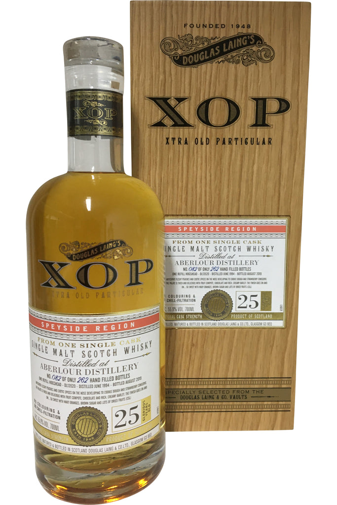 Douglas Laing's Aberlour 25 Year Old XOP | 55.9% 700ml