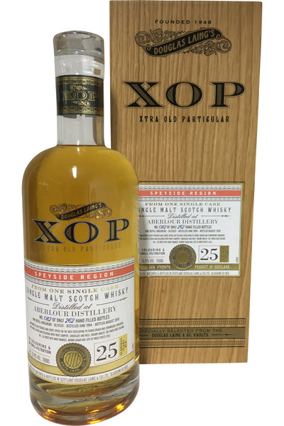 Douglas Laing's Aberlour 25 Year Old XOP - 55.9% 700ml
