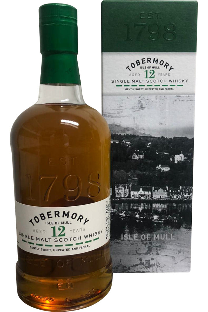Tobermory 12 Year Old 46.3%