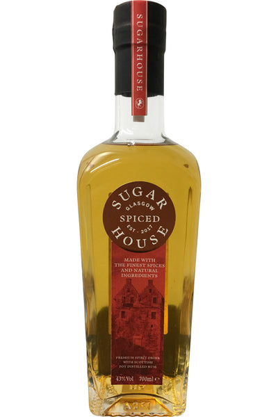 Sugar House Spiced Rum - 43% 700ml