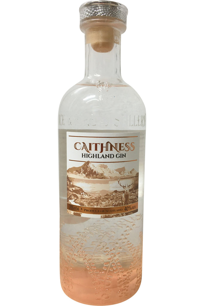Ice & Fire Distillery Caithness Highland Gin - 40% 700ml  Gin