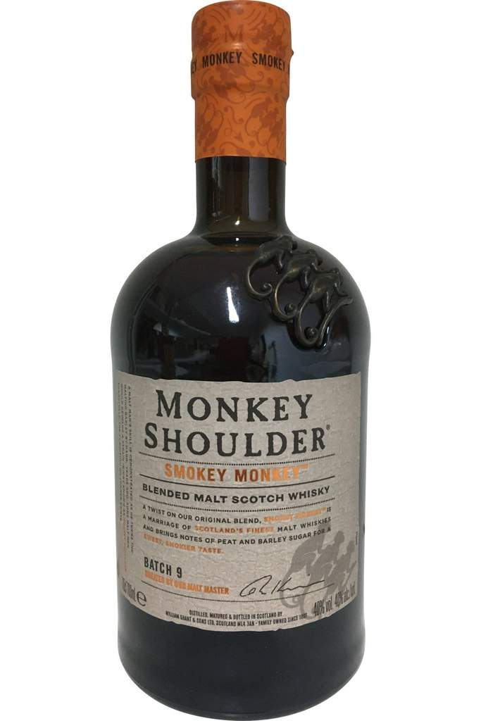 Monkey Shoulder (Smokey Monkey) | 700ml 40%