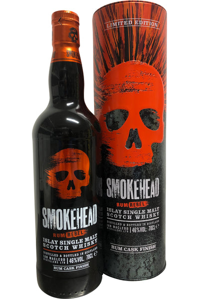 Smokehead Rum Rebel (Limited Edition) | 46% 700ml