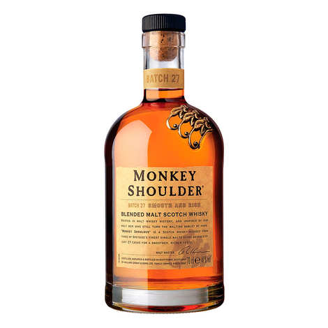 Monkey Shoulder Batch 27 | 700ml 40%