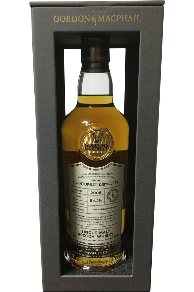 Gordon & Macphail Glenturret Distillery Connoisseurs Choice 2005 | 54.2% 700ml  Whisky