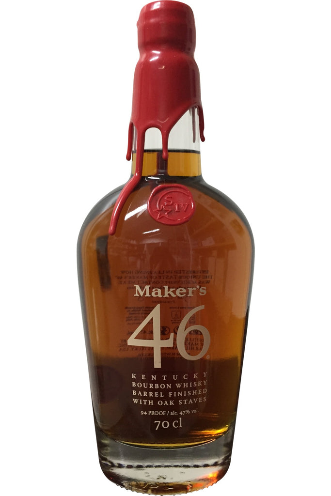 Maker's 46 Kentucky Bourbon - 47% 700ml  Whisky